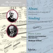 The Romantic Piano Concerto Vol 42 - Sinding, Alnaes