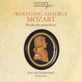 Mozart: Fantasias, Sonata, Variations, etc / Immerseel