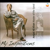 Amjad Ali Khan: My Inspirations [Slipcase]