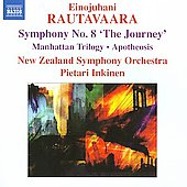 Rautavaara: Symphony no 8 / Inkinen, New Zealand Symphony