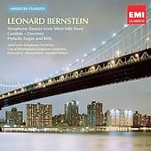 EMI American Classics - Leonard Bernstein / Pa&auml;vo Jarvi, Sir Simon Rattle, Leonard Slatkin, St. Louis SO, et al