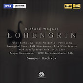 Wagner: Lohengrin / Bychkov, Youn, Botha, Pieczonka, Struckmann, Lang, et al