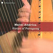 Various Artists: Maitei America: Harps of Paraguay