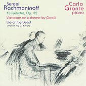 Grante Plays Rachmaninoff