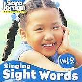 Sara Jordan: Singing Sight Words, Vol. 2