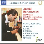 Antonii Baryshevskyi: Piano Recital