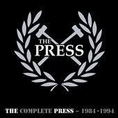 Press: Complete Press: 1984-1994 [Digipak]