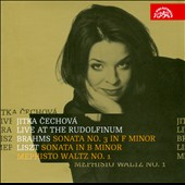 Live At Rudolfinum / Jitka Cechov, Piano