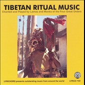 Lamas Of The Nyingmapa Monastery Of Dehr Dun: Tibetan Ritual Music