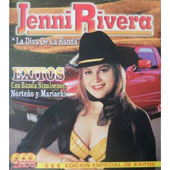 Jenni Rivera: Exitos Con Banda Mariachi Norteno