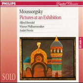 Moussorgsky: Pictures at an Exhibition
