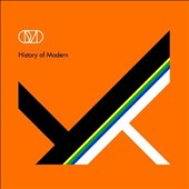 Orchestral Manoeuvres in the Dark (O.M.D.): History of Modern [Bonus DVD]