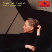 Chopin: Etudes (complete) / Rebecca Penneys