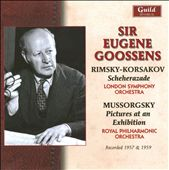 Goossens conducts Rimsky-Korsakov &  Mussorgsky