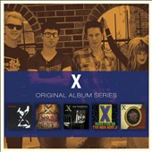 X: Original Album Series [Box]
