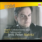 Haydn: Cello Concertos Nos. 1 & 2; Cello Sonata / Jens Peter Maintz, cello