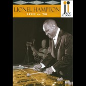 Lionel Hampton: Jazz Icons: Lionel Hampton Live in '58