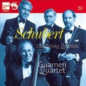 Schubert: Late String Quartets / Guarneri Quartet