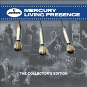 Mercury Living Presence Collection [51 CDs]