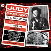 Judy Garland: Judy at Carnegie Hall