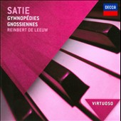Satie: Gymnop&#233;dies; Gnossiennes / Reinbert de Leeuw, piano