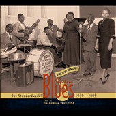 Various Artists: Plug It In! Turn It Up! Electric Blues - The Definitive Collection, Pt. 1: Beginnings 1939-1954