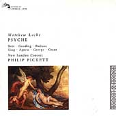 Locke: Psyche / Pickett, Bott, King, New London Consort