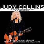 Judy Collins: Live from the Metropolitan Museum of Art at the Temple of Dendur [Digipak]