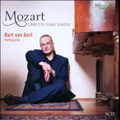 Mozart: Complete Piano Sonatas / Bart van Oort, piano