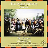 Bray: Indian Princess;  Taylor: The Ethiop / John Baldon