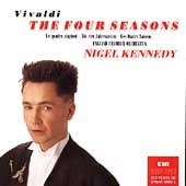 Vivaldi: The Four Seasons / Kennedy, English CO