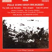 Gudmundsen-Holmgreen: For Cello & Orchestra, etc /Schonwandt