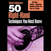 Various Artists: 50 Right Hand Techniques You Must Know
