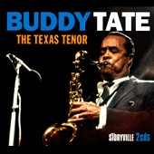 Buddy Tate: The  Texas Tenor [Digipak]
