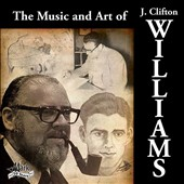 The Music and Art of J. Clifton Williams (1923-1976) / Dr. Barry Ellis