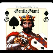 Gentle Giant: Power & The Glory (Mixed by Steven Wilson) [CD/DVD] [Digipak]