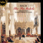 J.S. Bach: The Six Motets / The Sixteen, Christophers