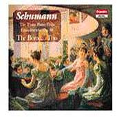 Schumann: The 3 Piano Trios, Fantasiestucke / Borodin Trio