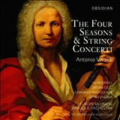 Vivaldi: Four Seasons; String Concerti