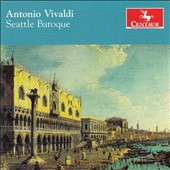 Antonio Vivaldi: a selection of sonatas and lute concertos / Seattle Baroque