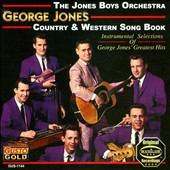 The Jones Boys Orchestra/The Jones Boys (Country): George Jones: Country & Western Songbook