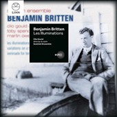 Britten: Les Illuminations; Variations on a Theme of Frank Bridge; Serenade for tenor, horn & strings / Toby Spence, tenor; Martin Owen, horn