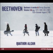 Beethoven: String Quartets, Opp. 127, 130, 131, 132, 133