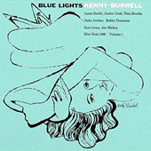 Kenny Burrell: Blue Lights, Vol. 1