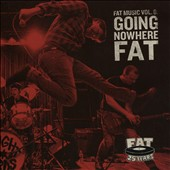 Various Artists: Fat Music, Vol. 8: Going Nowhere Fat