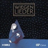 Wiegenlieder - All the lullabies of the prize-winning Liederprojekt on 3 CDs / Kurt Moll, Peter Schreier, Andreas Scholl, Jonas Kaufmann, Klaus Mertens et al.
