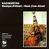 Kazakhstan/Dietrich: Music from Almati