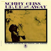 Sonny Criss: Up, Up and Away