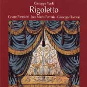 Verdi: Rigoletto / Somma, Formichi, Taccani, Ferraris, et al