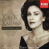 Kiri Te Kanawa - Greatest Hits - Arias and Popular Songs
